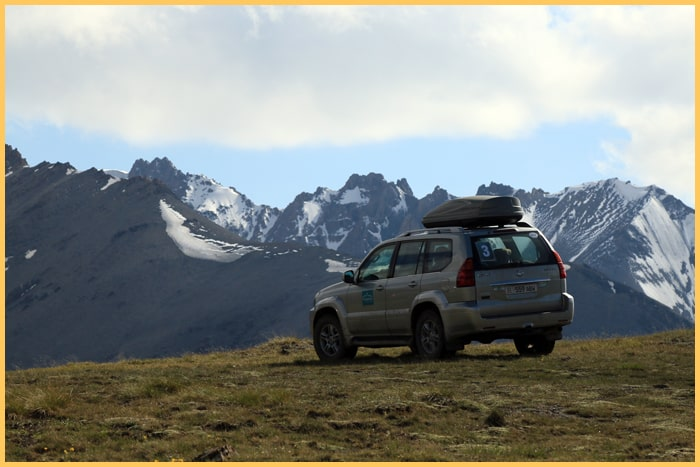 Take a car for rent in Kyrgyzstan